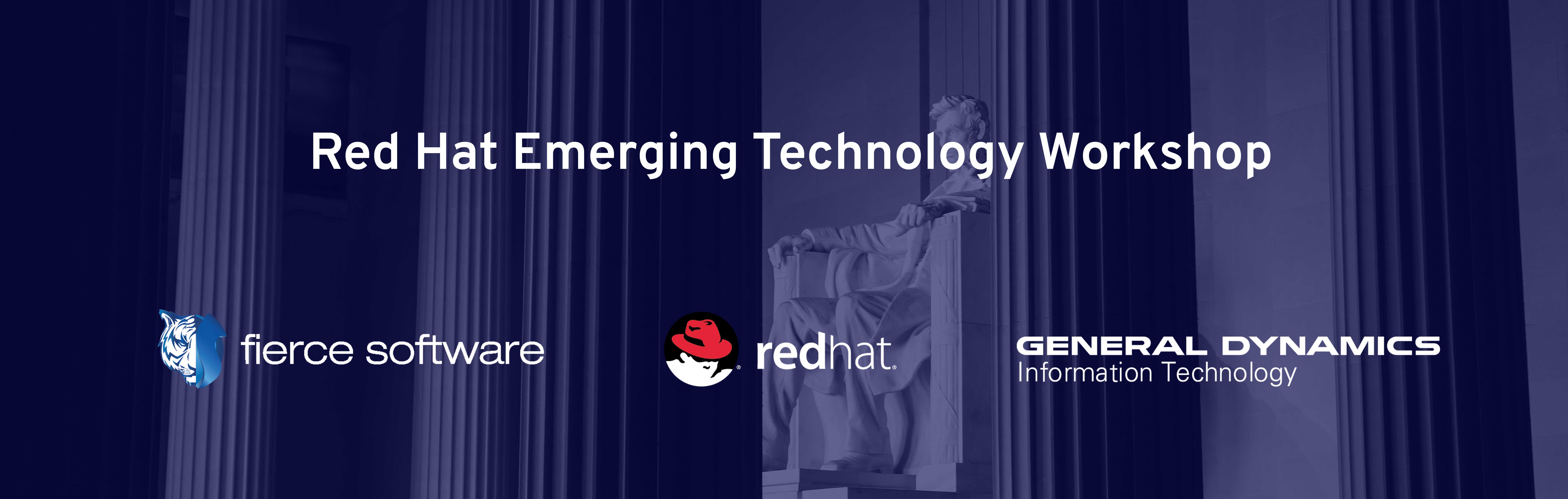 Red Hat Emerging Technology Workshop for GDIT