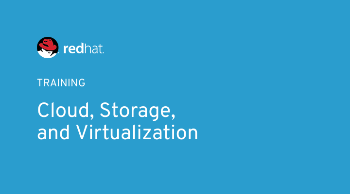 Cloud, Storage, and Virtualization
