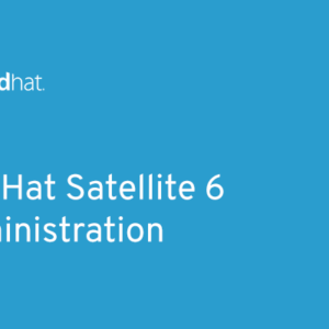 RH403 - Red Hat Satellite 6 Administration