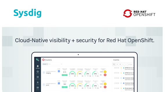 SysDig and Red Hat OpenShift Product Brief